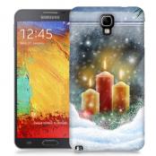 Skal till Samsung Galaxy Note 3 Neo - Juleljus