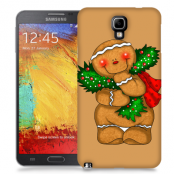 Skal till Samsung Galaxy Note 3 Neo - Pepparkaksgubbe