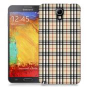 Skal till Samsung Galaxy Note 3 Neo - Rugit - Beige