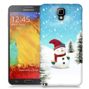 Skal till Samsung Galaxy Note 3 Neo - Snögubbe