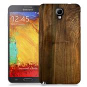Skal till Samsung Galaxy Note 3 Neo - Trä