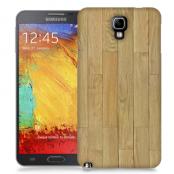 Skal till Samsung Galaxy Note 3 Neo - Trägolv