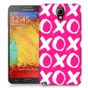 Skal till Samsung Galaxy Note 3 Neo - Xoxo - Rosa
