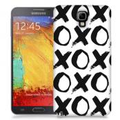 Skal till Samsung Galaxy Note 3 Neo - XoXo - Vit