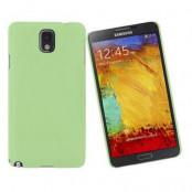 Baksidesskal till Samsung Galaxy Note 3 N9000 (Grön)