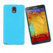 Baksidesskal till Samsung Galaxy Note 3 N9000 (Ljus Blå)