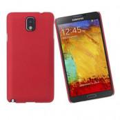 Baksidesskal till Samsung Galaxy Note 3 N9000 (Röd)