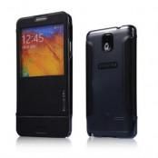 BASEUS Folio fodral till Samsung Galaxy Note 3 N9000 (Svart)