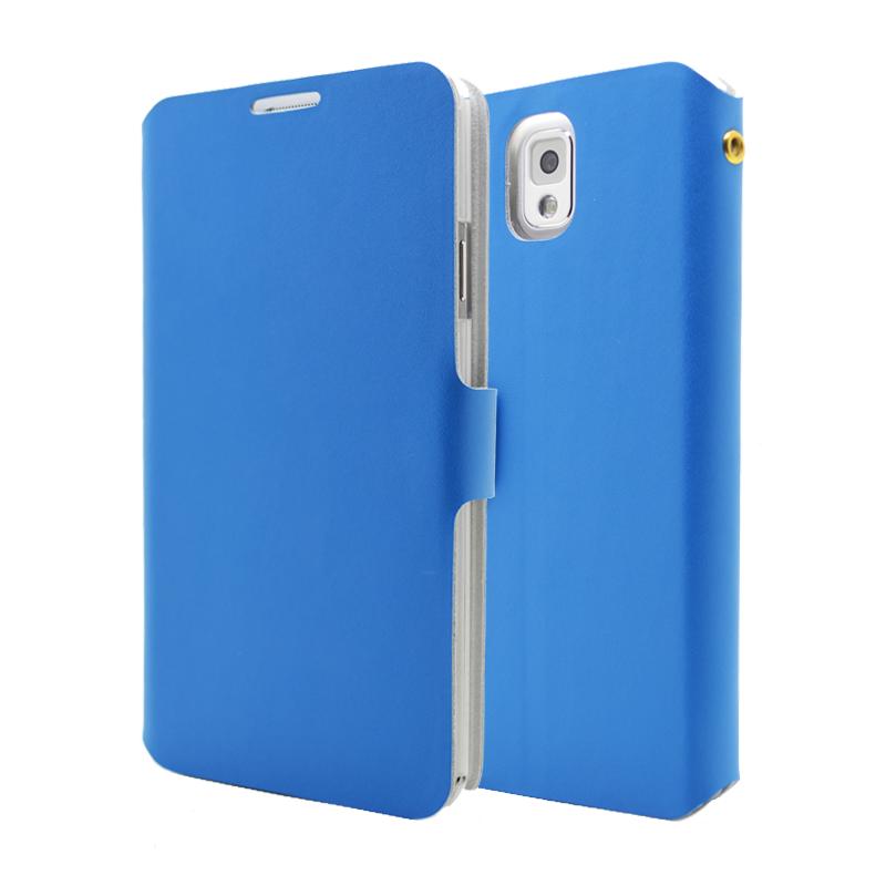 Doormoon Äkta Läder väska till Samsung Galaxy Note 3 N9000
