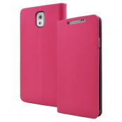Plånboksfodral till Samsung Galaxy Note 3 N9000 (Magenta)