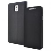 Plånboksfodral till Samsung Galaxy Note 3 N9000 (Svart)