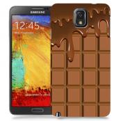 Skal till Samsung Galaxy Note 3 - Choklad