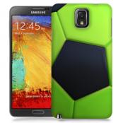 Skal till Samsung Galaxy Note 3 - Fotboll - Grön