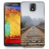 Skal till Samsung Galaxy Note 3 - Järnvägsspår