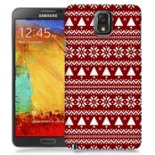 Skal till Samsung Galaxy Note 3 - Juldekor - Granar