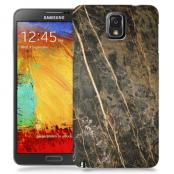 Skal till Samsung Galaxy Note 3 - Marble - Brun
