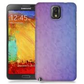 Skal till Samsung Galaxy Note 3 - Prismor - Lila