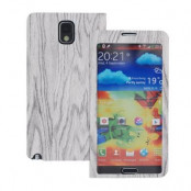 Wood Style Windows Case till Samsung Galaxy Note 3 N9000 (WDWS1)