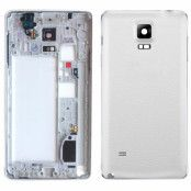 Samsung Galaxy Note 4 Baksida & Ram - Vit