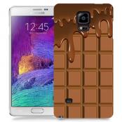 Skal till Samsung Galaxy Note 4 - Choklad