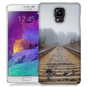 Skal till Samsung Galaxy Note 4 - Järnvägsspår
