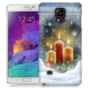 Skal till Samsung Galaxy Note 4 - Juleljus