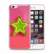 Skal till Samsung Galaxy Note 4 - Neon Star