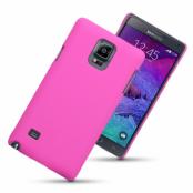 Terrapin BaksideSkal till Samsung Galaxy Note 4 - Magenta