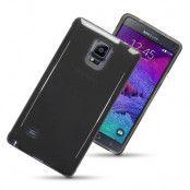 Terrapin Flexicase Skal till Samsung Galaxy Note 4 (Grå)