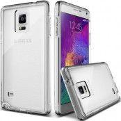 Verus Crystal Mixx Skal till Samsung Galaxy Note 4 - Clear