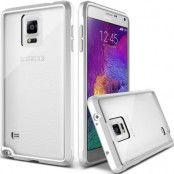 Verus Crystal Mixx Skal till Samsung Galaxy Note 4 - Vit