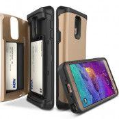 Verus Damda Veil skal med spegel till Samsung Galaxy Note 4 - Gold