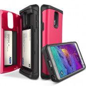 Verus Damda Veil skal med spegel till Samsung Galaxy Note 4 - Magenta