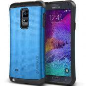 Verus Thor Heavy Drop Skal till Samsung Galaxy Note 4 (Blå)