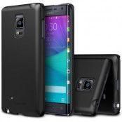 Ringke Slim Skal till Samsung Galaxy Note Edge - Svart