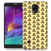 Skal till Samsung Galaxy Note Edge - Emoji - Bajs