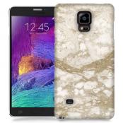 Skal till Samsung Galaxy Note Edge - Marble - Beige