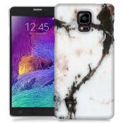 Skal till Samsung Galaxy Note Edge - Marble - Vit