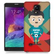 Skal till Samsung Galaxy Note Edge - Super dad