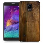 Skal till Samsung Galaxy Note Edge - Trä