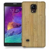 Skal till Samsung Galaxy Note Edge - Trägolv