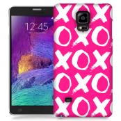 Skal till Samsung Galaxy Note Edge - Xoxo - Rosa