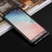 Detachable Metal Bumper till Samsung Galaxy S10 Plus - Svart