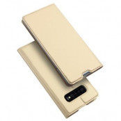 Dux Ducis Plånboksfodral Samsung Galaxy S10 Plus - Gold