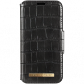 iDeal of Sweden Capri Wallet Samsung Galaxy S10 Plus - Black Croco