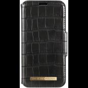 iDeal of Sweden Capri Wallet Samsung Galaxy S10 Plus - Black Croco