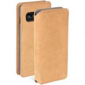Krusell Broby 4 Card Slimwallet Samsung Galaxy S10 Plus - Cognac