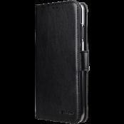 Melkco Wallet Case Samsung Galaxy S10 Plus - Black
