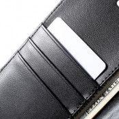 Mercury Goospery Bravo Plånboksfodral till Samsung Galaxy S10 Plus - Svart