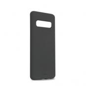 Puro Icon Cover till Samsung Galaxy S10 Plus - Grå